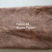 Fabric 43