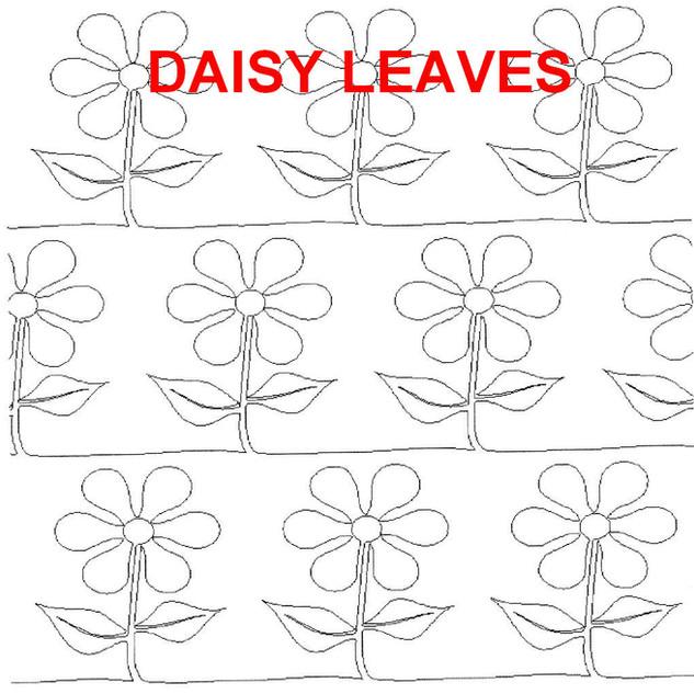 Daisy Leaves