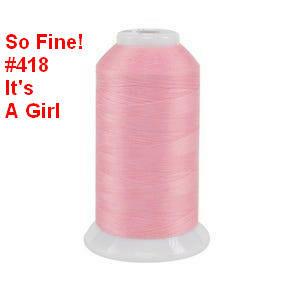 So Fine #418 It's A Girl