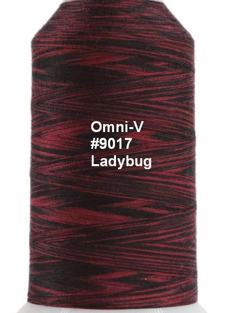 Omni-V #9017 Ladybug