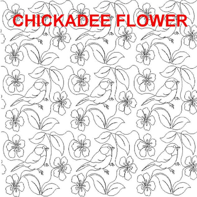 Chickadee Flower