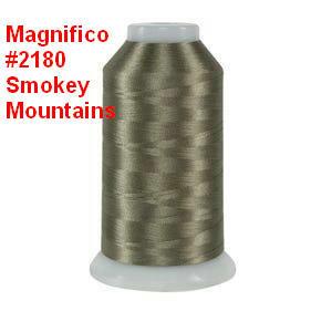 Magnifico #2180 Smokey Mountains