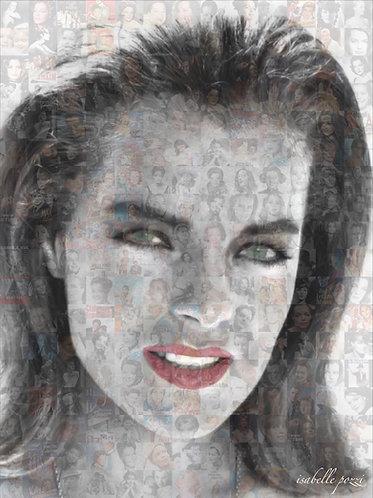Romy Schneider - Green eyes
