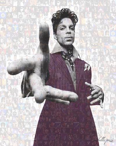 Prince - Purple jacket