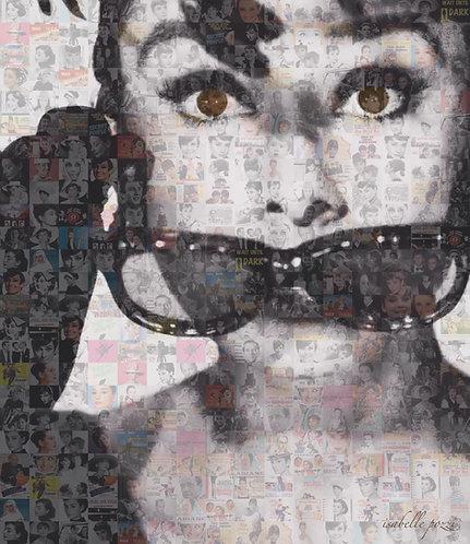 Audrey Hepburn - Sunglasses