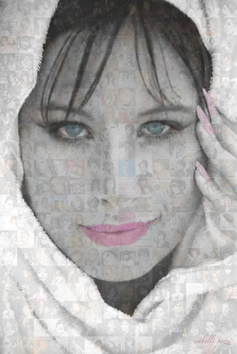 Barbra Streisand - Pink lips