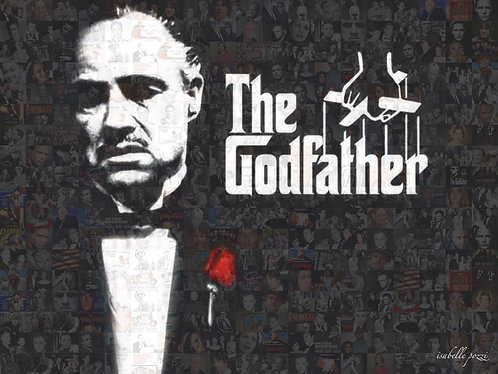 Marlon Brandon - The Godfather