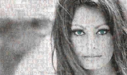 Sophia Loren - Green eyes