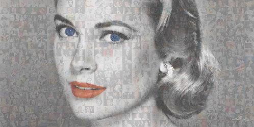 Grace Kelly - Red lips