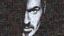 George Michael by Isabelle Pozzi