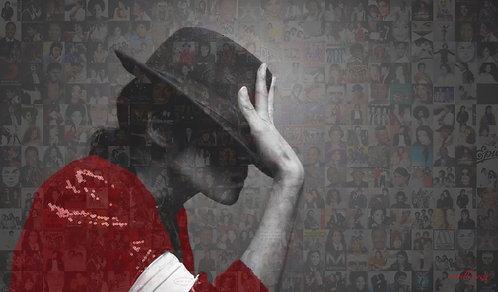 Michael Jackson - Red Jacket
