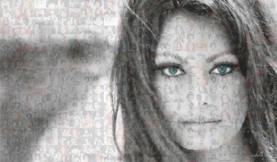 Isabelle Pozzi - Sophia Loren