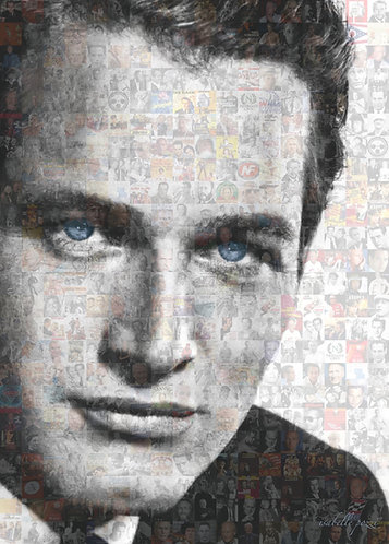 Paul Newman young