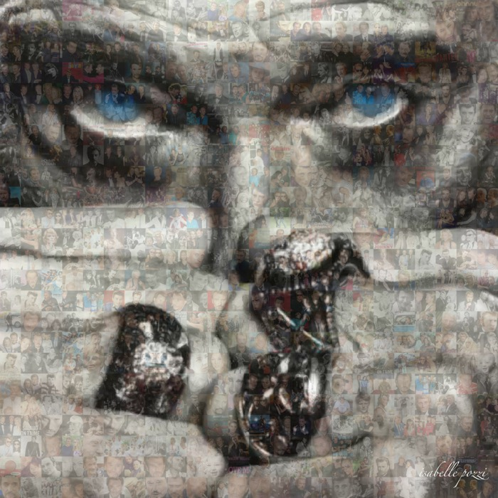 johnny hallyday eyes