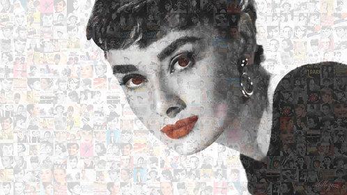 Audrey Hepburn - Autumn