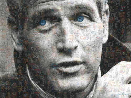 Paul Newman - Blue eyes