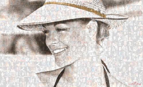Romy Schneider - Hat
