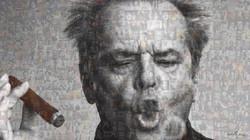 Isabelle Pozzi Jack Nicholson smoker
