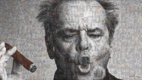 Jack Nicholson - Smoker