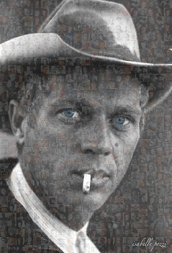 Steve McQueen smoker