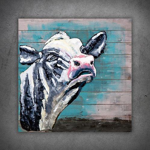 Tablou 3D COW