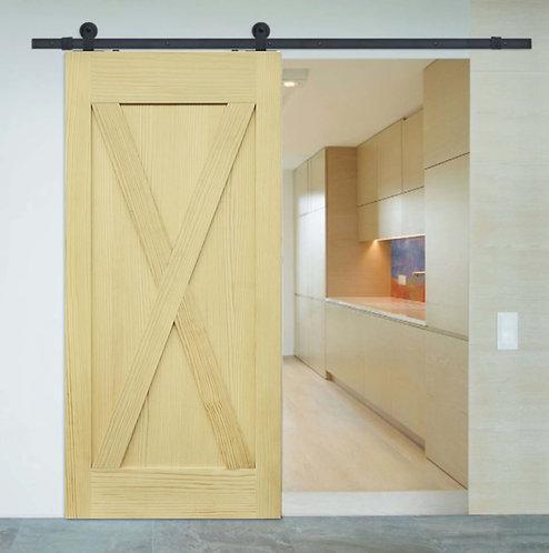 Ușă glisantă hambar X (natur)