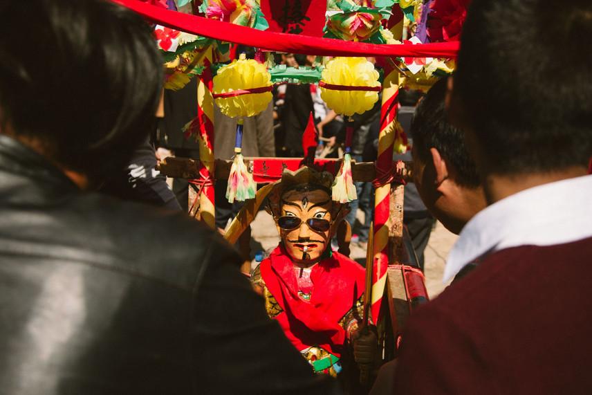 'Benzhu' Worship