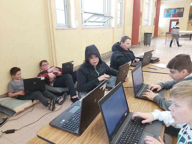 Achat d'ordinateurs