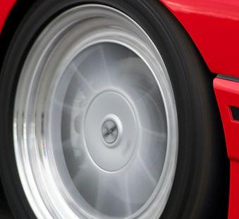 Hartge Wheel felgen badge decal