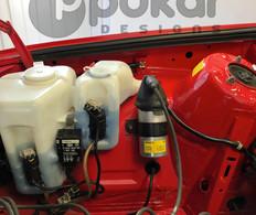 Bosch Coil & High VoltageV2