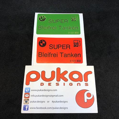 Super Petrol Benzin Bleifrei Tanken
