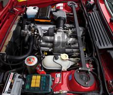 E24 635CSi  UK 1986