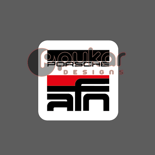 AFN Dealer Sticker Old