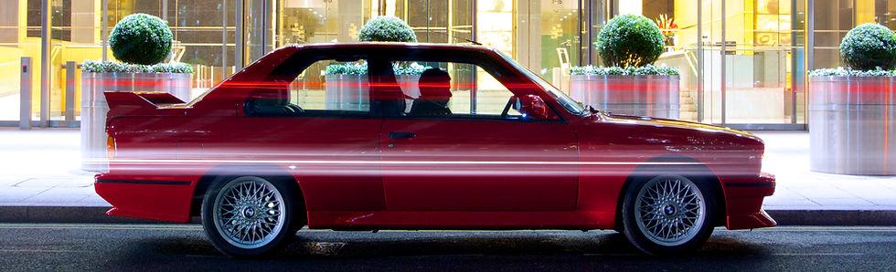 BMW E30 M3 Evolution 2 evo 2
