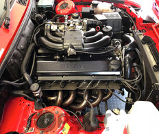 E30 325i Sport Engine Bay1991