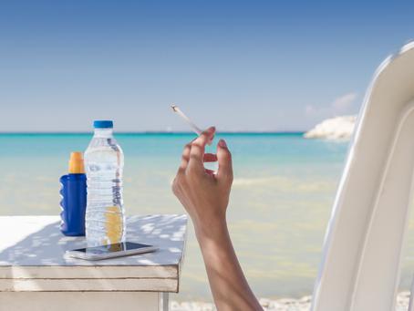Où peut-on fumer pendant les vacances ?