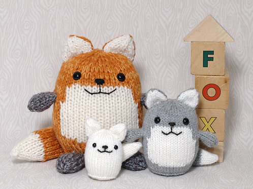Frolic of Foxes