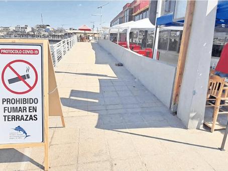 Peut-on interdire de fumer en plein air pendant la pandémie ?