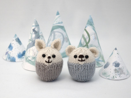 Free Pattern: Mini Pookies