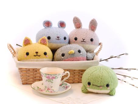 Springtime Knitting Ideas