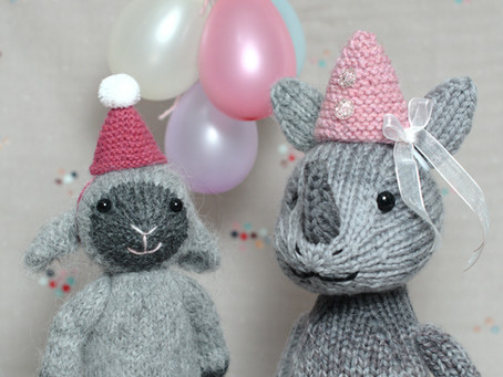Free Pattern: Party Hat