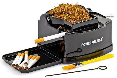 Powerfiller 3 - tubeuse électrique sans entonnoir à tabac