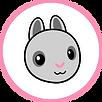 Fuzzy Mitten simple logo
