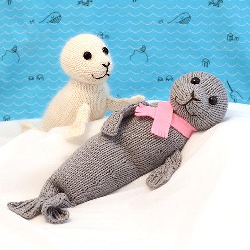 Silky Seal
