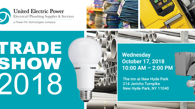 United Electric Power 2018 Trade Show