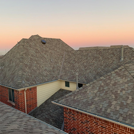 Irving Roof Completed