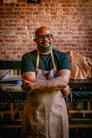 Chef Melvin Johnson
