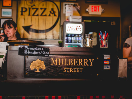 Take-Out Only @Mulberry Street Pizza