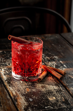 Cinnamon Cocktail, Fino Pizza Bar