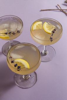 Lavendar Cocktails